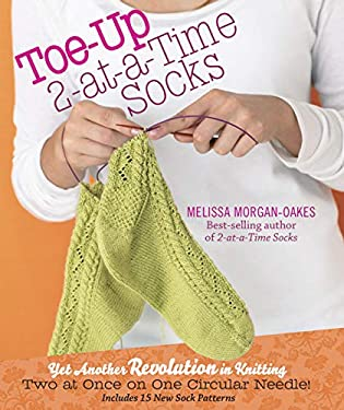 Toe-Up 2-At-A-Time Socks 9781603425339