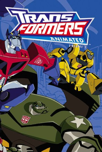 Transformers Animated, Volume 1 9781600101519