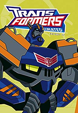 Transformers Animated Volume 12 9781600105562
