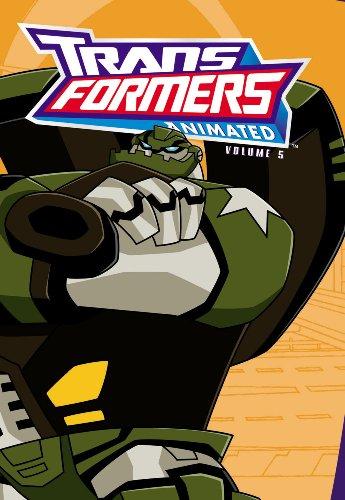 Transformers Animated, Volume 5 9781600102431