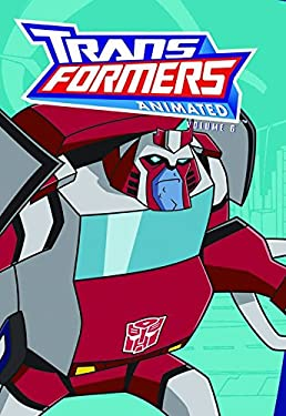 Transformers Animated, Volume 6 9781600102813