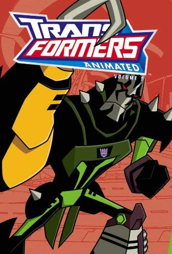 Transformers Animated, Volume 9 9781600104350