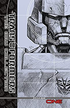 Transformers: The Idw Collection Volume 1 9781600106675