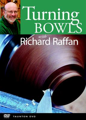 Turning Bowls with Richard Raffan 9781600851476