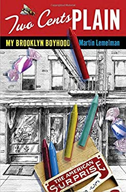Two Cents Plain: My Brooklyn Boyhood 9781608190041