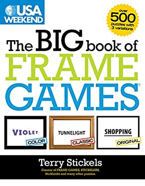 USA Weekend: The Big Book of Frame Games 9781603208819