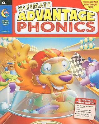 Ultimate Advantage Phonics, Grade 1 [With Quiz Cards] 9781606899151