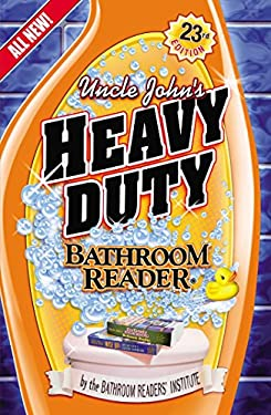 Uncle John's Heavy Duty Bathroom Reader 9781607101833