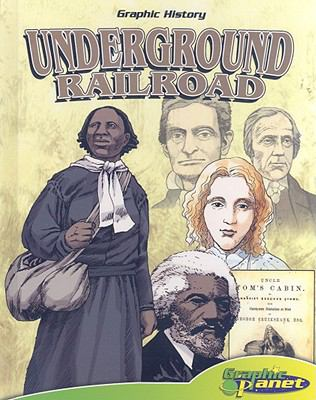 Underground Railroad [With Hardcover Book] 9781602702325