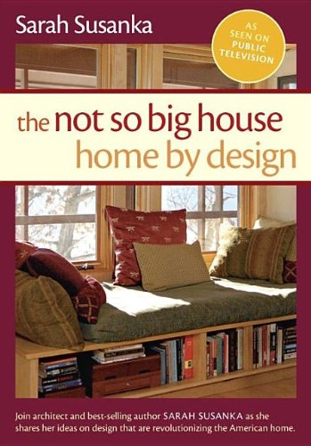 Not So Big House 9781600850714