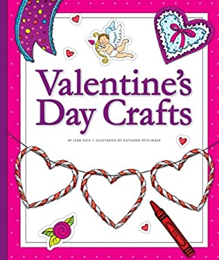 Valentine's Day Crafts 9781609542795