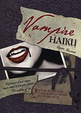 Vampire Haiku 9781600617720