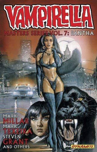 Vampirella Masters Series Volume 7: Pantha Tp