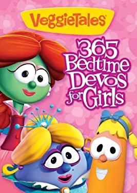 VeggieTales: 365 Bedtime Devos for Girls 9781605871585