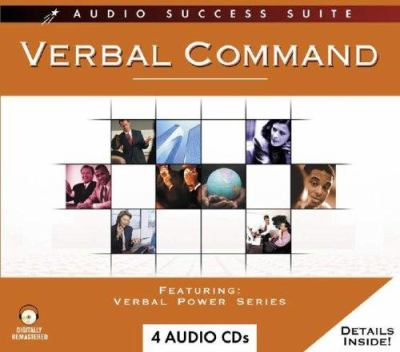 Verbal Command 9781600770739