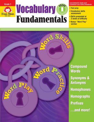 Vocabulary Fundamentals, Grade 1 9781608236589