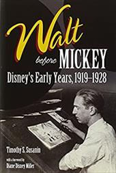 Walt Before Mickey: Disney's Early Years, 1919-1928 11674728