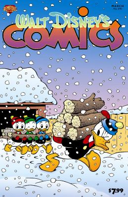 Walt Disney's Comics and Stories #690 9781603600255