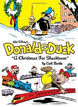 """Walt Disney's Donald Duck Vol. 2: """"A Christmas for Shacktown"""""""