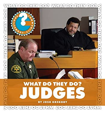 What Do They Do? Judges 9781602798076