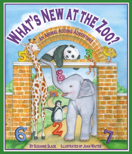 What's New at the Zoo?: An Animal Adding Adventure 9781607180388