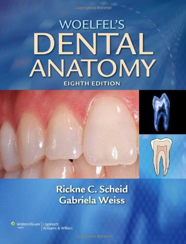Woelfel's Dental Anatomy [With Access Code] 9781608317462