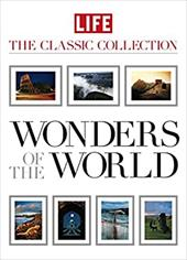 Wonders of the World: 50 Must-See Natural and Man-Made Marvels [With 7 Removable Vintage Prints] 7388241