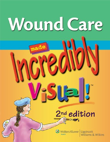 Wound Care Made Incredibly Visual! 9781609136208
