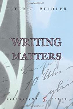 Writing Matters 9781603810395