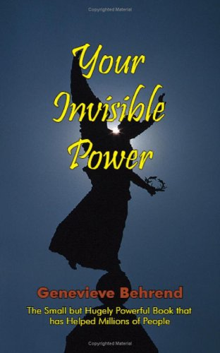 Your Invisible Power 9781604500004