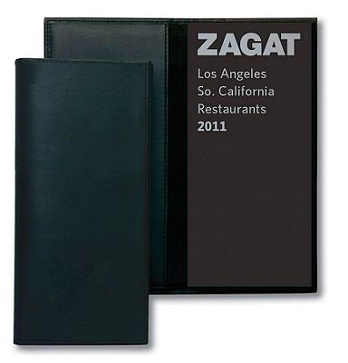 Zagat Los Angeles Southern California Restaraunts 9781604783056