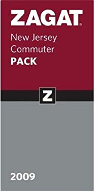 Zagat New Jersey Commuter Pack [With New York City Restaurants] 9781604780352