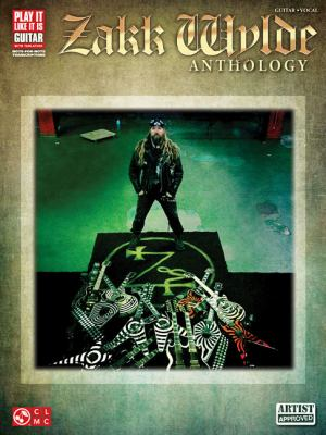 Zakk Wylde Anthology 9781603783934