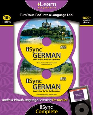 iSync German Complete 9781603790567