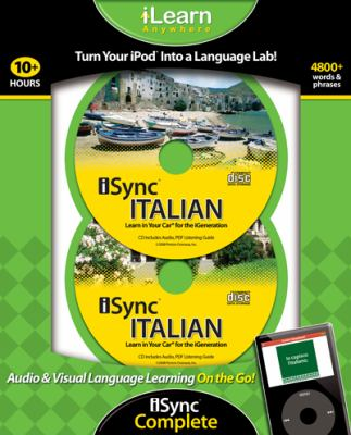 iSync Italian Complete 9781603790550