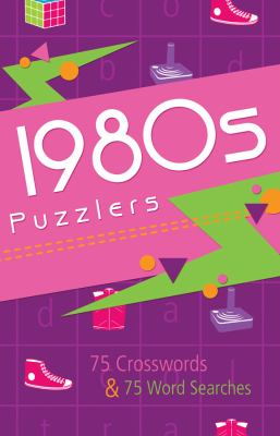 1980s Puzzlers: 75 Crosswords / 75 Word Searches 9781616263102