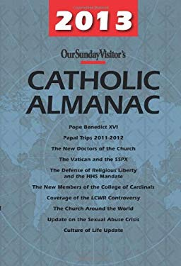 2013 Catholic Almanac 9781612786070