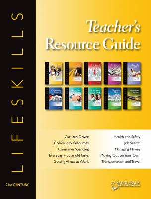 21st Century Lifeskills Teacher's Resource Guide