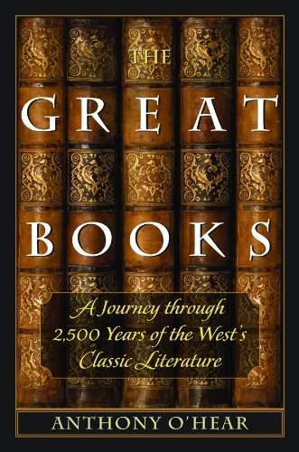 The Great Books: A Journey Through 2,500 Years of the West's Classic Literature 9781610170260