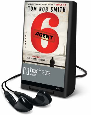 Agent 6 [With Earbuds] 9781611130621