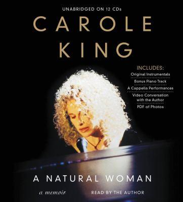 A Natural Woman: A Memoir 9781611133639