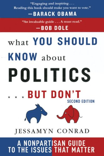What You Should Know about Politics . . . But Don't: A Non-Partisan Guide to the Issues That Matter 9781611454758