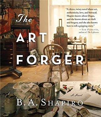 The Art Forger 9781611749274