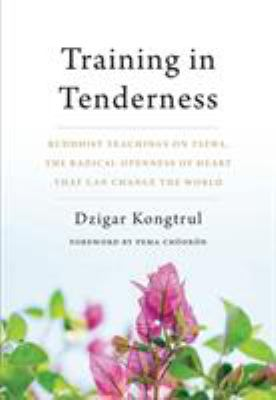 Training in Tenderness: Buddhist Teachings on Tsewa, the Radical Openness of Heart That Can Change the World