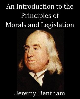 An Introduction to the Principles of Morals and Legislation 9781612030302