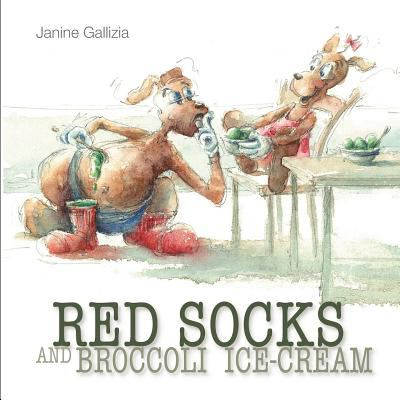 Red Socks and Broccoli Ice-Cream 9781612049120