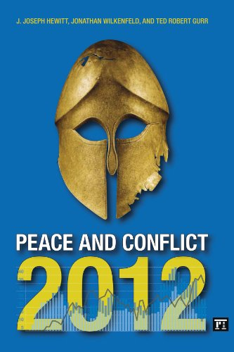 Peace and Conflict 2012 9781612050904