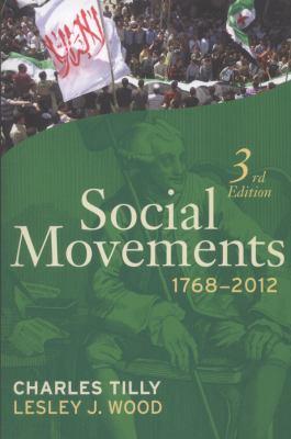 Social Movements, 1768-2012 9781612052380