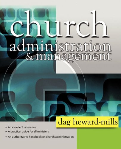 Church Administration and Management 9781612157498