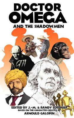 Doctor Omega and the Shadowmen 9781612270371